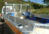 Wellboat 47Jet + Mercury 40Jet