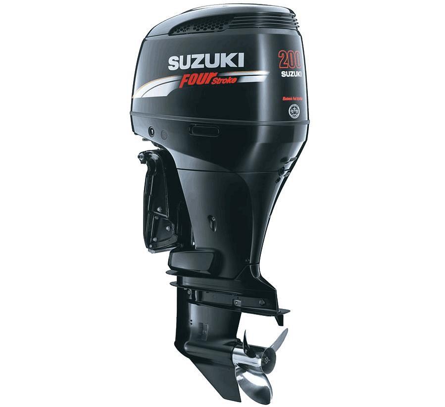 Лодочный мотор Suzuki DF200AT