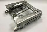 Большой регулируемый транец винтводомет для моторов до 200 кг.