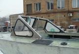 Ходовые рубки, рулевые консоли, ветровые стекла