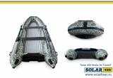 SOLAR 450 Стрела Jet Tunnel